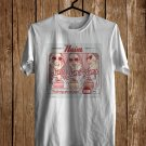 Haim Sister Sister Sister Tour 2018 White Tee's Front Side by Complexart z1