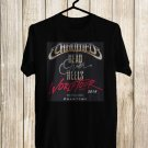 Chromeo Head Over Heels Tour 2018 Black Tee's Front Side by Complexart z2