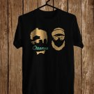 Chromeo Black Tee's Front Side by Complexart z3