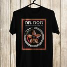 Dr.DOG Critical Equation Tour 2018 Black Tee's Front Side by Complexart z2