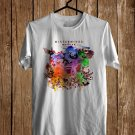 Misterwives Machine White Tee's Front Side by Complexart z1