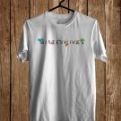 Misterwives Logo White Tee's Front Side by Complexart z1