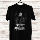 Post Malone Black Tee's Front Side by Complexart z1