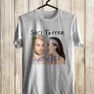 Sofi Tukker Fck They White Tee's Front Side by Complexart z1