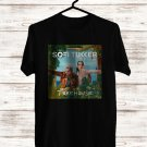 Sofi Tukker tree House Tour Logo Black Tee's Front Side by Complexart z2