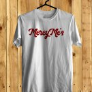 Mercy Me Logo White Tee's Front Side by Complexart z1