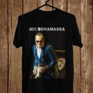Joe Bonamassa The Guitar Event Of The Year Tour 2018 Black Tee's Front Side by Complexart z2