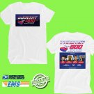 COUNTRY 500 FESTIVAL ON May 2018 White Tee's Two Side by Complexart z1