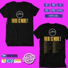 Hillsong Worship There Is More Tour 2018 Black Tee's Two Side by Complexart z1