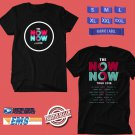 Gorillaz The Now Now Album Tour 2018 Black Tee's Two Side by Complexart z2