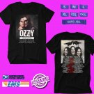 Ozzy Osbourne No More Tours 2 N.America 2018 Black Tee's Two Side by Complexart z1