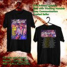 Ted Nugent The Music Made Me Do It Tour 2018 Black Tee's Two Side by Complexart z2