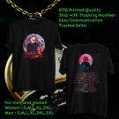 Chris Brown Heartbreak On A Full Moon Tour 2018 Black Tee's Two Side by Complexart z2