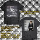 Paul McCartney Freshen Up Tour 2018 Black Tee's Two Side by Complexart z1