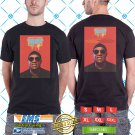 Stevie Wonder Song Party USA Tour 2018 Black Tee's Two Side by Complexart z1