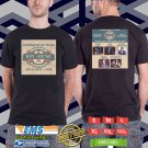 Peoria Blues and Heritage Festival Sept 2018 Black Tee's Two Side by Complexart z1