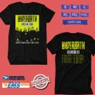 Underoath Erase Me Tour 2018 Black Tee's Two Side by Complexart z2