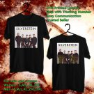 Silverstein 15 Years Anniversary Tour 2018 Black Tee's Two Side by Complexart z1
