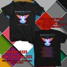 Gorgon City Escape Tour 2018 Black Tee's Two Side by Complexart z1