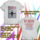 Roy Orbison In Dream The Hologram Tour 2018 White Tee's Two Side by Complexart z1