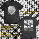 Local h Pack Up The Cats Tour 2018 Black Tee's Two Side by Complexart z2