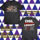 Dire Straits Legacy Tour 2018 Black Tee's Two Side by Complexart z1