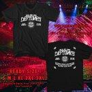 Dia De Los Deftones 2018 Black Tee's Two Side by Complexart z2