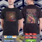 Cannibal Corpse w Hate Eternal Tour 2018 Black Tee's Two Side by Complexart z2