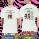 Jessie reyez Being Human On Tour 2018 White Tee's Two Side by Complexart z1