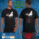 Eve 6 Self Titled 20th Anniversary Tour 2018 Black Tee's Two Side by Complexart z1