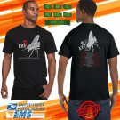 Eve 6 Self Titled 20th Anniversary Tour 2018 Black Tee's Two Side by Complexart z2