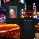 Kane Brown Live Forever Tour 2019 Black Tee's Two Side by Complexart z1