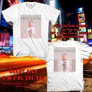 Lindsey Stirling The Wanderland Tour 2018 White Tee's Two Side by Complexart z1