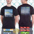 Paul Brandt The Journey Canada Tour 2019 Black Tee's Two Side by Complexart z1