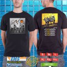 CNCO World on US Leg Tour 2019 Black Tee's Two Side by Complexart z2