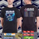 Eric Church Double Down Tour 2019 Black Tee's Two Side by Complexart z1