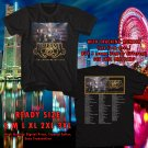 Alabama 50th Anniversary Tour 2019 Black Tee's Two Side by Complexart z1