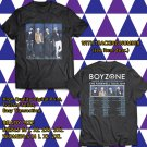 Boyzone Farewell UK Tour 2019 Black Tee's Two Side by Complexart z1