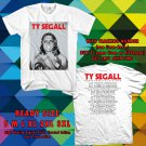 Get this Ty Segall North America Tour 2018 White Tee Andalid1