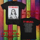 Get this Ty Segall North America Tour 2018 Black Tee Andalid1