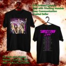 Get This Steel Panther Sunset Trip Live Tour 2018 Black Tee Andalid1