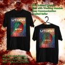 Get This Todd Rundgren's Utopia N.America Tour 2018 Black Tee Andalid2