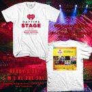 Get This I Heart Radio Las Vegas Daytime Stage Fest Sept 2018 White Tee Andalid1