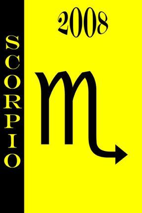 2008 daily Horoscope - Scorpio