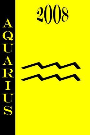 2008 daily Horoscope - Aquarius