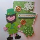 It's A Happy St Patrick's Day - Mat Set