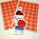 Basketball Girl a - MME - Mat Set