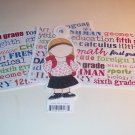 School Girl a - MME - Mat Set