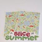 A Slice of Summer Title - MME - Mat Set