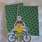 Bike Girl c - MME - Mat Set